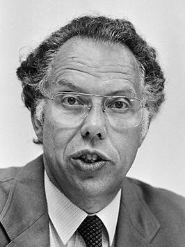 Albert van den Heuvel in 1983