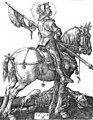 Albrecht Dürer - St George on Horseback - WGA7294.jpg