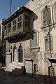 Aleppo opposite the western entrance to the Madrasa Othmaniye 9896.jpg