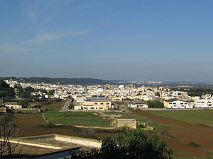 Alessano - View of Alessano