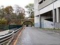Alewife Station Access Road under Alewife Brook Parkway, November 2020.JPG