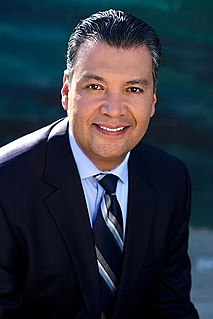Alex Padilla U.S. senator-designate from California