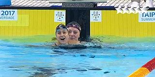 Kira Toussaint Dutch swimmer