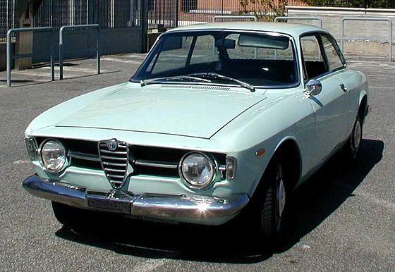 Alfa Romeo 105 115 Series Coupes Wikiwand