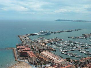 Alicante trip planner