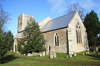 Mixbury Human settlement in England