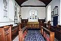 All Saints, Newchurch - Chancel - geograph.org.uk - 1155170.jpg