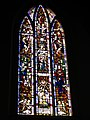 All Saints Anglican Church window1, Dunedin, NZ.JPG