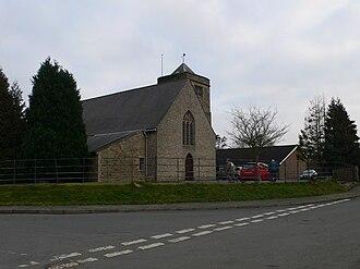 Gobowen - All Saints Church, Gobowen