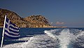 Along the coasts of Rhodes. Greece.jpg