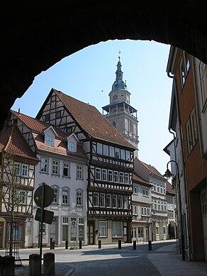 Bad Langensalza – Reiseführer auf Wikivoyage