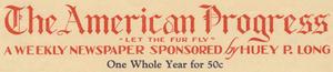 American Progress - Image: American Progress