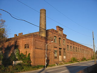 American Ice Company United States historic place