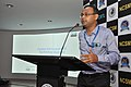 Amitava Akuli Demonstrates Technology Developed By CDAC Handheld Electronics Nose - NCSM - Kolkata 2018-04-23 0250.JPG