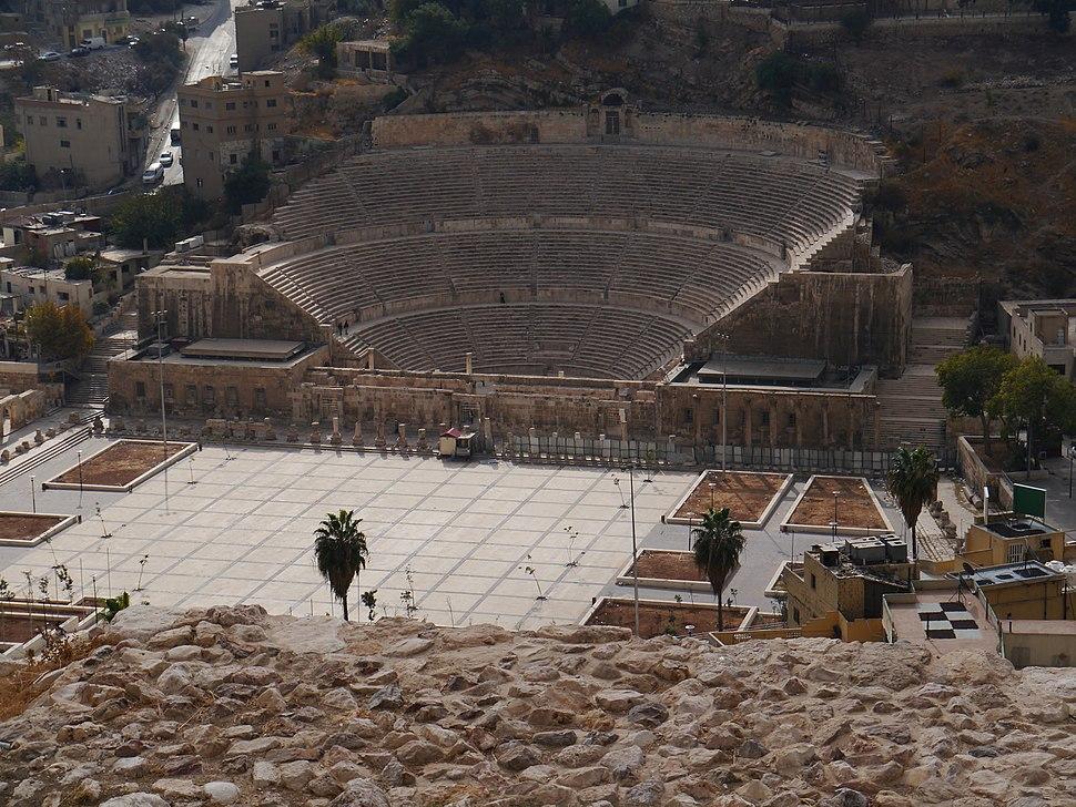 Amman Amphitheater 03