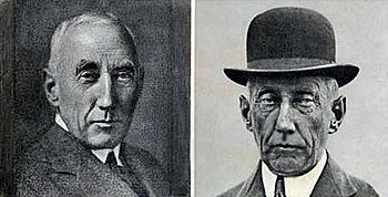 Portraits of Roald Amundsen