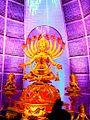 An artistic image of Maa Durga from a Durga Puja setup in Kolkata.jpg