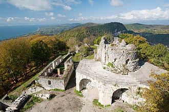 New Athos - Anacopia fortress