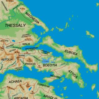 historical region of Greece