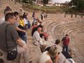 Ancient theatre of Ohrid.jpg