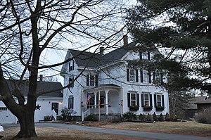Timothy P. Bailey House - Image: Andover MA Timothy P Bailey House