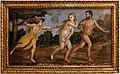 Andrea schiavone (o ambito di), cacciata dal paradiso terrestre, 1540-60 ca.jpg