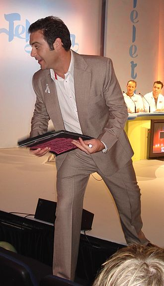 Andrew O'Keefe - O'Keefe in 2006
