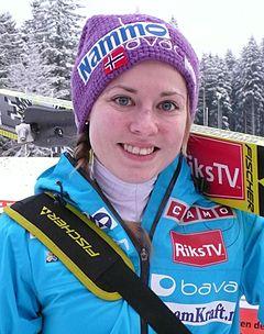 Anette Sagen 2013