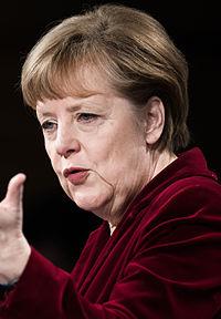Angela Merkel Vikidia The Encyclopedia For Children Teenagers And Anyone Else