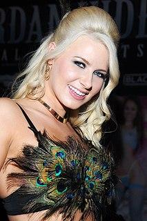 Anikka Albrite American pornographic actress