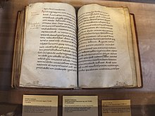 An old codex