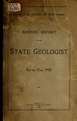 Annual report of the state geologist for .. (IA annualreportofs1905geol 0).pdf