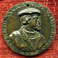Anonimo, medaglia di carlo V imperatore, 1530.JPG