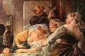 Anselm feuerbach, la morte di pietro aretino, 1854 (basilea, kunstmuseum) 02.jpg