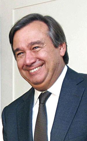 António Guterres - António Guterres in 2003