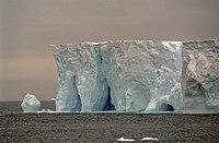Ανταρκτικό (τραπεζοειδές) παγόβουνο