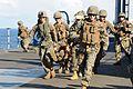 Anti-Terrorism Security Team Marines train for casualty evacuations in Talisman Saber 130712-N-QD718-180.jpg