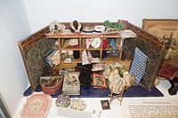 Antique dollhouse sewing room (26996878746).jpg