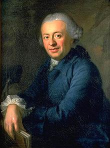 Anton Graff: Salomon Gessner, 1765/1766 (Quelle: Wikimedia)
