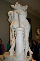 Antonio Canova (1757-1822) - The Three Graces, Woburn Abbey version (1814-1817) back left, Victoria and Albert Museum, August 2013 (11059754094).png
