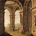 Antonio Joli - Architectural Capriccio - WGA11959.jpg