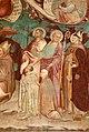 Antonio vite e collaboratore, arbor vitae, trasfigurazione e miracolo della madonna della neve, 1390-1400 ca. 24 ss. g. battista, forse g. evangelista e ludovico di tolosa coi committenti 1.jpg
