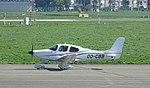 Antwerp Cirrus SR20 GR6 OO-CBB 01.jpg
