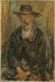 AoyamaKumaji-1921-Portrait of a Man.png