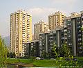 Apartment buildings Sarajevo.jpg