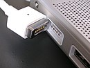 "Connecteur MagSafe sur un MacBook Pro 15""."