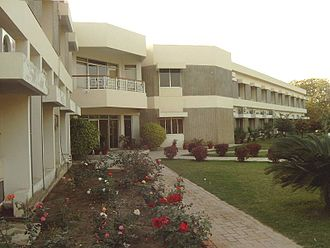 University of Karachi - Applied Economics Research Centre, KU