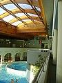 Aquadrom Ruda -widok,dach.JPG