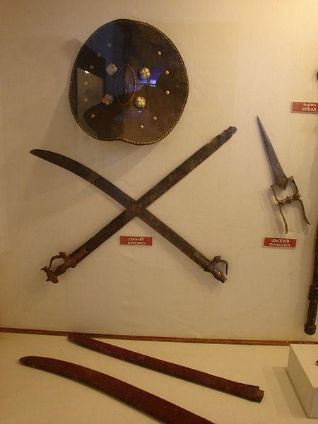 File:Arakkal sword & dagger.JPG