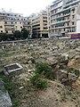 Archaeological site of Terpsithea Square, Piraeus.jpg
